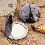 """La Tour Eiffel"" Compact Mirror"