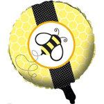 Cute As Can Bee BaBEE Shower Mylar Balloon