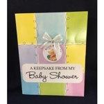 Baby Pooh Keepsake Registry