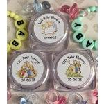 Personalized Peter Rabbit Lip Balm 3 Designs (Set of 12)
