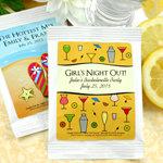 Lemon Drop Martini Favors