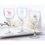 Personalized Wine Glass 8.5 oz