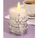 Snowflake Candleholder