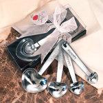 Love Beyond Measure Heart Measuring Spoons