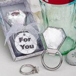 Bling Diamond Ring Bottle Openers