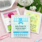 Baby Shower Tea Favors