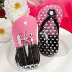 Flip Flop design Manicure Set