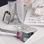 Eiffel Tower Design Mirror Compacts