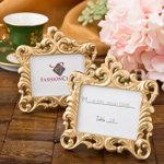 Gold/Rose Gold Baroque Style Frame