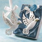 White Dove Hanging Ornament