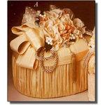 Bridal Hat Box