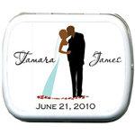 Lovely Couple Design Mints