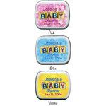 Baby Shower Mints - ABC Design