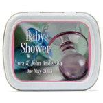 Baby Shower Mints - Pacifier Design