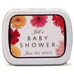 Baby Shower Mints - Gerber Design