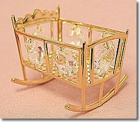 Baby Sun Catchers - Cradle Design