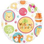 Pooh Little Hunny Mylar Balloon