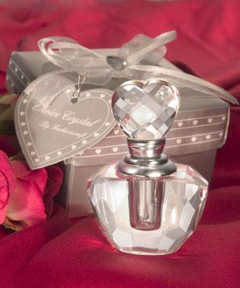 Choice Crystal Perfume Bottle