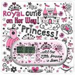 Princess Countdown Clock