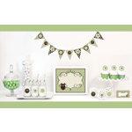 Green Baby Shower Decorations Starter Kit