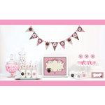 Pink Baby Shower Decorations Starter Kit