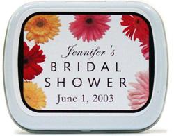 Gerber Bridal Shower Mints Favor