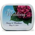 Wedding Hydrangea Stem Mints