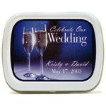 Wedding Glasses Mints