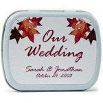 Wedding Leaf Mints
