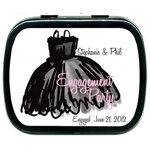 Little Black Dress Personalized Mints- Exclusive Design
