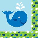 Ocean Preppy Boy Luncheon Napkins (pkg/16)