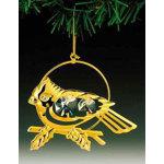 Cardinal Sun Catchers Ornament Favor