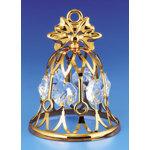 Wedding Bell Sun Catcher Ornament