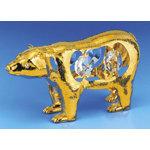 Polar Bear Sun Catcher Ornament