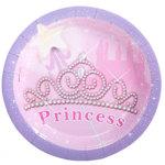 Princess Dessert Plates (Pkg of 8)