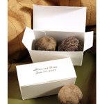 Personalized Truffle Box